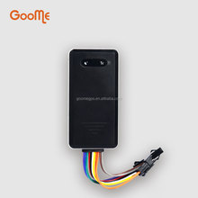 Goome Engine Start Function Mini GPS Car Tracker with Microphone Auto Vehicle Tracking