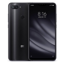 2019 Original Xiaomi 8 Lite 6G 128G Global Version Gray Dual AI Rear Cameras 6.26 inch Mi 8 Lite <strong>Mobile</strong> <strong>phone</strong>