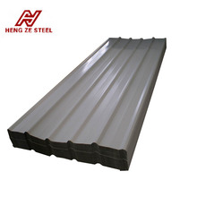 ral 9018 papyrus white galvanzied steel sheet for roof with ASTM JIS standard