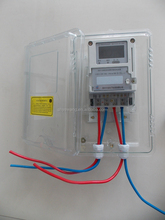BGKJ-400 south america type Plastic meter box