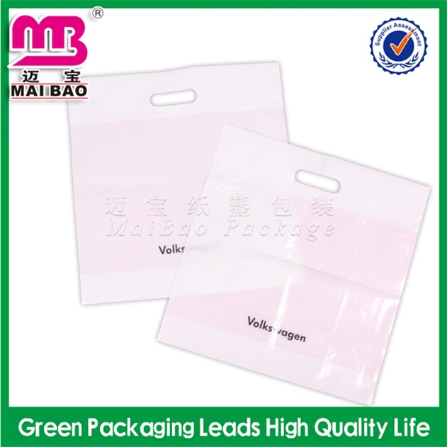 big discount this month guangzhou poly welded patch handle bags