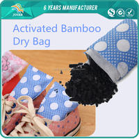 Free samples activated carbon deodorant bags for Adidas shoes