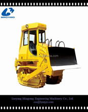 The lowest price of 80HP YTO small crawler dozers T80-3 for sale