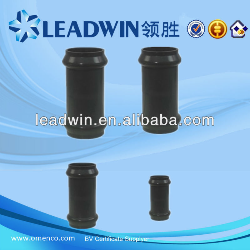 50mm 75mm 90mm 110mm 160mm 200mm 225mm 250mm 315mm 355mm popular pvc pipe coupling for water supply