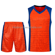 New claret-red Customized full sublimated polyester basketball wear sports training wear jersey kids and adult OEM!!