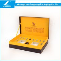 Personal care industry use ! Custom good quality cosmetic storage box set