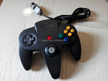 black color controller for n64 gamepad