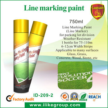 Line Marking Paint (Welcome To I-Like!)