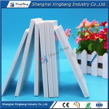 white waterproof rigid pvc corrugated roofing sheet 10mm plastic sheet