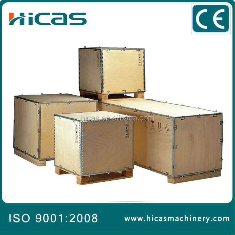 HICAS wooden box machine, wooden box making machine