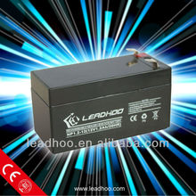 Perfect power deep cycle stroage battery 12v1.3ah SLA VRLA