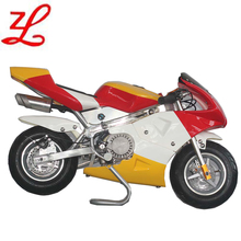 Mini moto racing 2-stroke 49cc pocket bike
