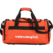 Newest Fashion Orange Sports Travel Bag