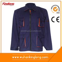 High quality cheap custom Tailored Denim Jacket