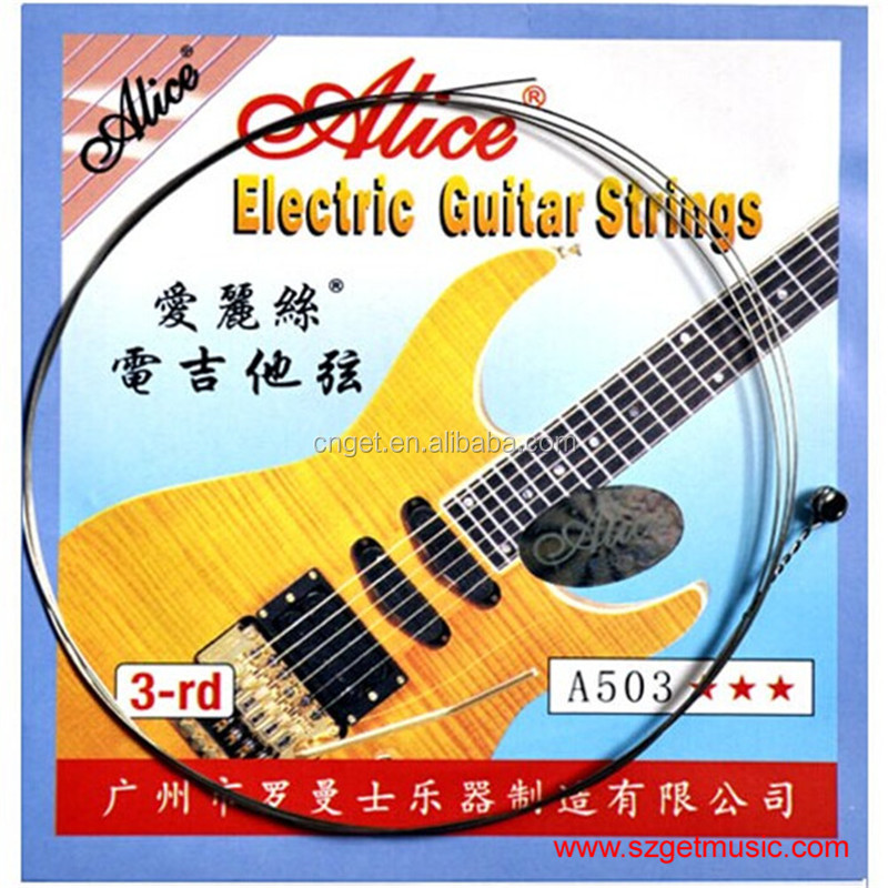 Alice A503SL Electric Guitar 3rd Strings Electric Guitar Strings