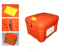 outdoor cooler/ice box/cool box with drain plug