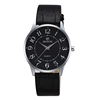 2015 genuine belt band black metal watches