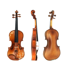 Kinglos best price traditional violin 1/2