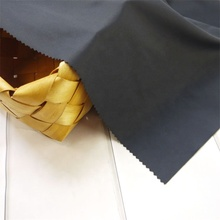 Hot sale 180gsm black polyester spandex high stretch fabric for jacket