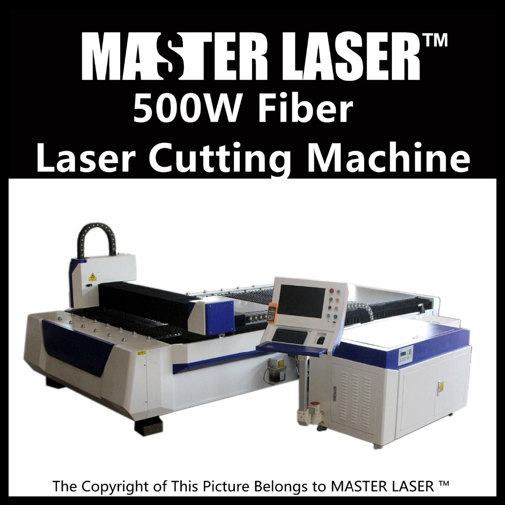 High Cost Performance 500w Fiber Laser Cutting Machine Cutting Head for Carbon Steel