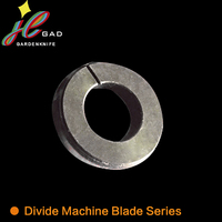Brand new high carbon steel single edge razor blades with round blade