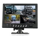 9 inch quad car monitor digital lcd screen 800x480 tft lcd display tft lcd