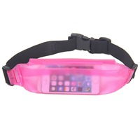 Summer Cheap Promotional Clasp PVC Water Resistance Waist Bag
