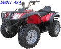 "500cc 4x4 Quad ATV/12"" steel rims All terrain vehicle (TKA500E-D)"
