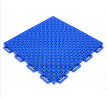 plastic floor basketball court Superior quality pp plastic material indoor / outdoor basketball interlocking sport flooring