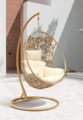 Hot Sale & High Quality Hanging Rattan Basket Chair On Sale (Y9148)