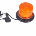 Truck Amber Cover Flashing Led Warning light 24V
