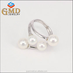 Jewellery in guangzhou popular luxury silver 925 wedding nose ring