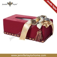 dinning room table decorative tissue box /tissue paper holder