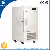 BT-40V50 -40 degree Upright medical electronic refrigerator, factory refrigerator, digital temperature controller refrigerator