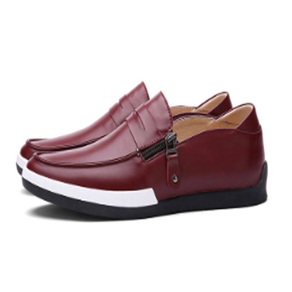 2016 new design handsome classical work casual shoes for men