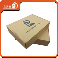 Wholesale cheap price printed mailer box with custom logo