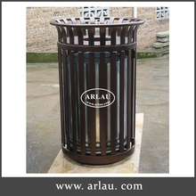 120 liter industrial metal waste bin price