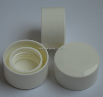 Plastic Double Wall Caps for Bottles