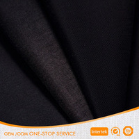 China manufactures trouser material fabric cotton stretch twill mens trousers fabrics
