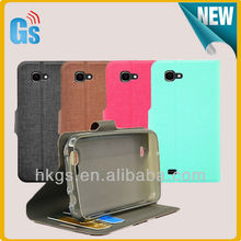 Fashion Leather Flip Mobile Phone Case For Amoi N828