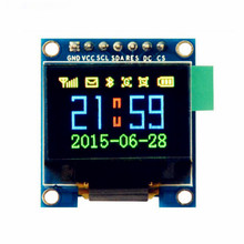0.95 Inch SPI Full Color OLED Display screen 96x64 LCD For Arduinos project