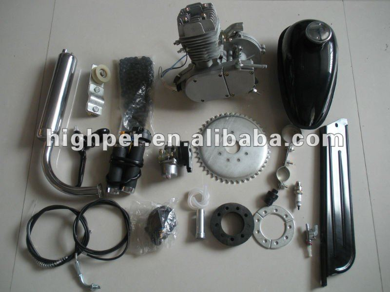 2 Stroke Petrol Bicycle Engine Kit, Engine Kits for Bike