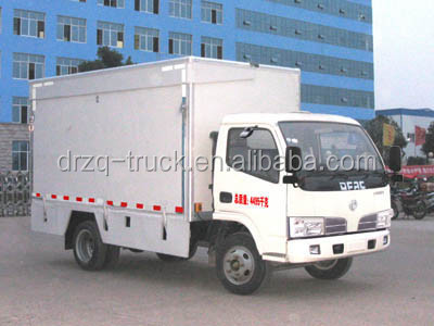 Factory Price Mini refrigerated milk vaccines fresh produce trucks