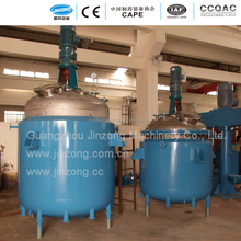 Jinzong Machinery Stainless steel chemical reactor vessel