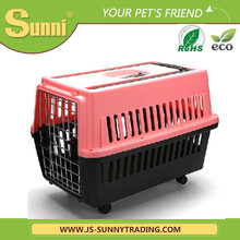 Factory wholesale plastic lowes dog kennels and runs