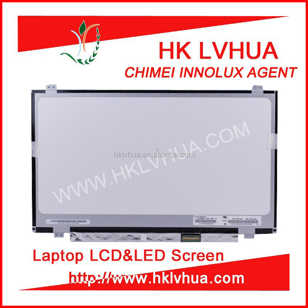 N140BGE-E32 LP140WHU TPB1 LP140WHU TPB2 14 inch paper thin lcd for DELL E7440 laptop