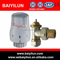 automatic vernet thermostatic valve for heating radiator