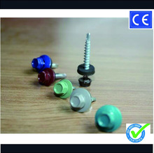 C1022 Painted Roofing Hex Head Drilling screw for steel house