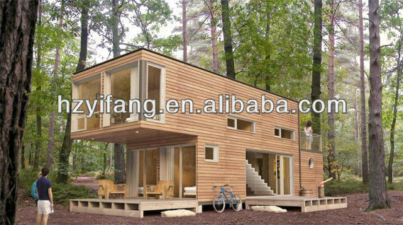 Prefabricated House container van