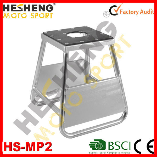 heSheng 2015 Aluminum Square Moose Racing Jack Stand with High Quality HS-MP2